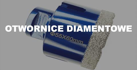 Otwornice diamentowe / Wiertła diamentowe